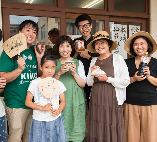 a journey to find the unknown gourmet world of Tohoku